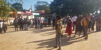 Estudantes da UniRovuma promovem greve emm Nampula por a direcção tomar medidas arbitrárias sem os consultar