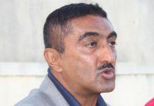 Abdul Hanane, presidente deposto do Benfica de Nampula