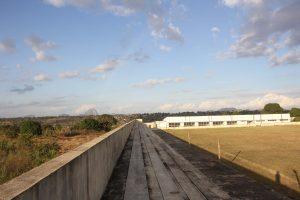 Instalações do Benfica de Nampula, no bairro de Namicopo