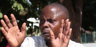 Manuel Tocova, o polemico edil interino de Nampula fala porque devolveu vendedores nas ruas e passeios