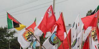 O partido Frelimo gazetou entrega de documentos a Comissao de Eleições de Nampula porque não quer conviver com outros partidos