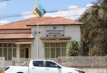 Edifico do gabinete de combate a corrupcao de Nampula