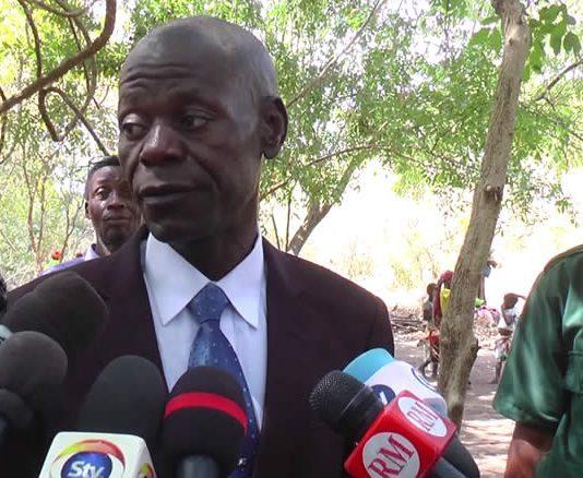 Nyongo esta a fazer confusao porque a JUnta MIlitar da Renamo nao aceita Ossufo como Presidente