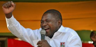 Filipe Nyusi e a Frelimo vencem eleicoes em Nampula, maior circulo eleitoral do pais