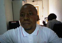 Celestino Manuel, um dos jornalistas do Ikweli vítimas das ameaças de morte