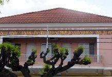 Edifio do tribunal administrativo de Nampula