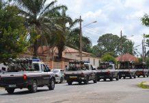A PRM nao quer brincadeiras na quadra festiva em Nampula