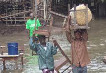 chuvas fazem estragos em Nampula e podem so parar no dia 12