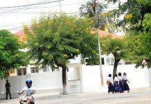 A casa do governador manuel rodrigues nao respeitou o luto nacional