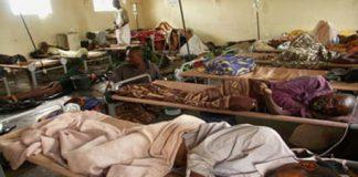 Ja se registam mortes por colera em Nampula