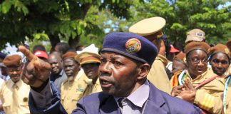 ACLIN em Nampula quer ir a Cabo Delgado combater