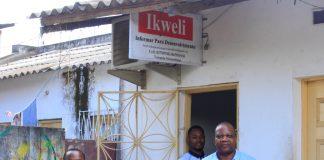 Manuel Rodrigues, governador de Nampula, visitou as instalacoes do IKWELI