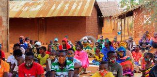 Deslocados de guerra de Cabo Delgado procuram abrigo em Nampula