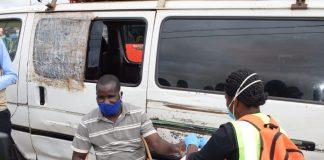 Em Nampula arrancou a testarem em vários locais de forma rápida