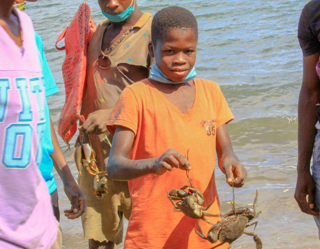 Zacarias Chalé, uma das vítimas do trabalho infantil